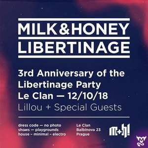 LeClan Prague Party this Friday