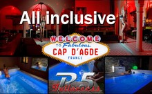 R5 VILLAGE CAP d AGDE -20% NOW